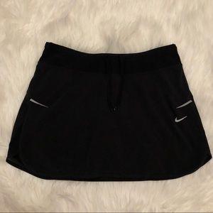Black Nike Tennis Skirt/Skort